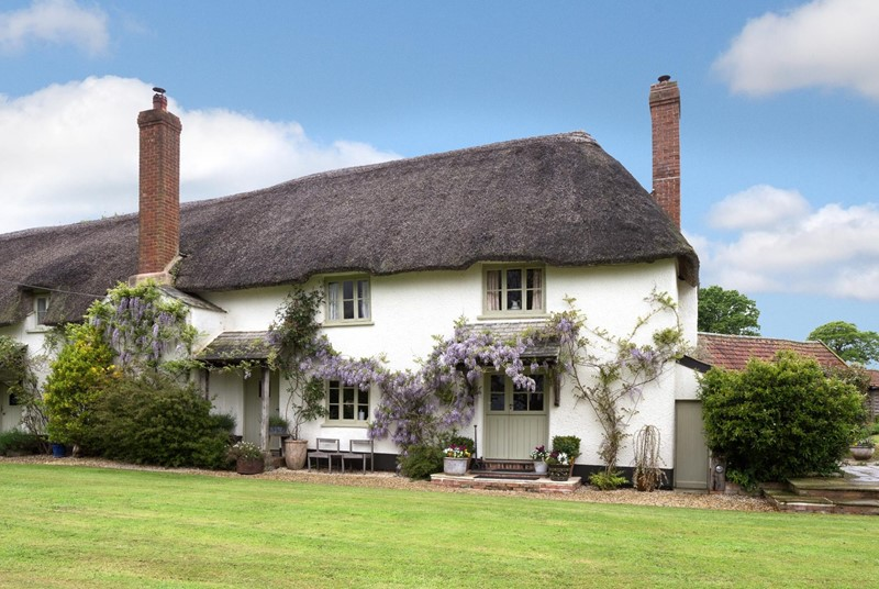 A charming countryside cottage: welcome to Legars Cottage in Devon.