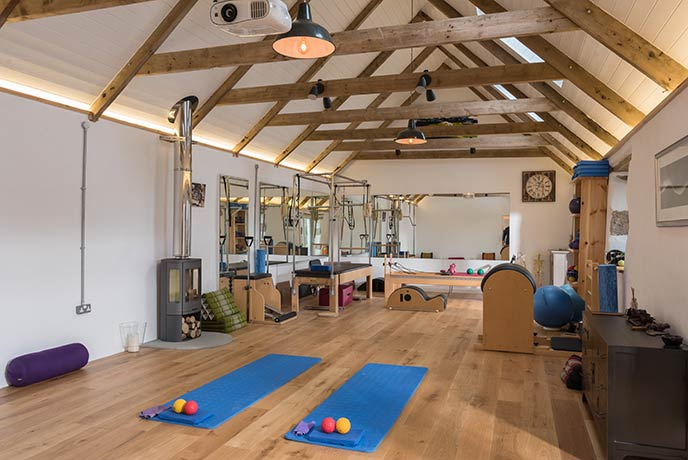 Lavender Barn is a welcoming cottage for an active holiday in Cornwall.
