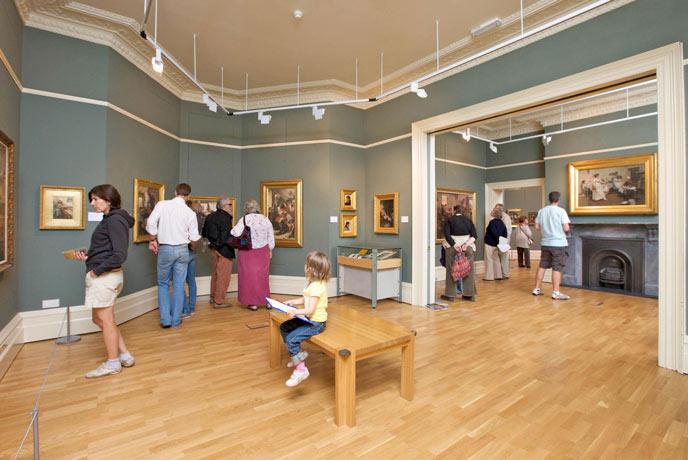 Art galleries in Cornwall
