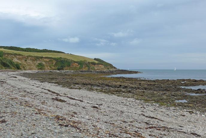Prisk Cove, Near Falmouth