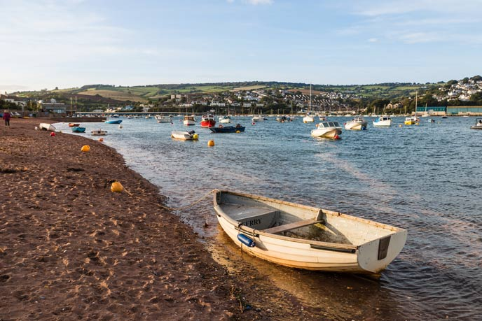 Shaldon, south Devon