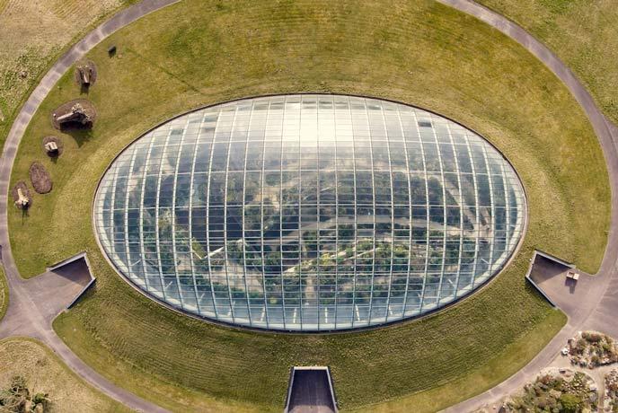 Carmarthenshire Botanical Gardens