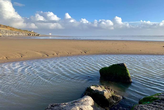 Pendine Sands, Carmarthenshire