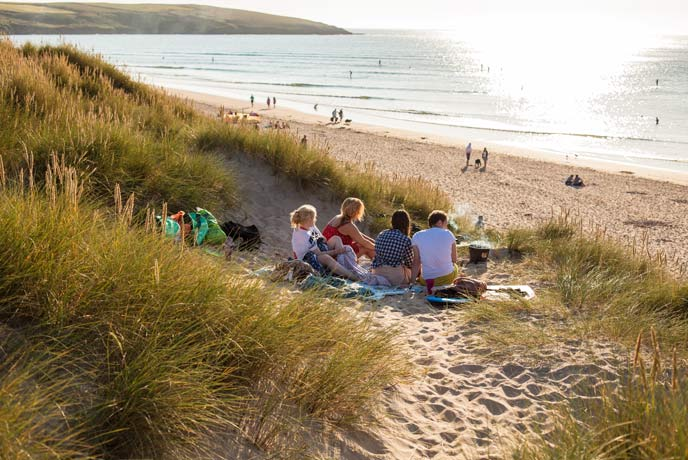 Best places to barbecue in south Devon