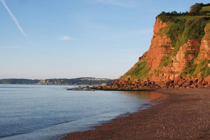Ness Beach, Devon