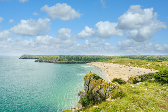 Top dog friendly beaches in Pembrokeshire