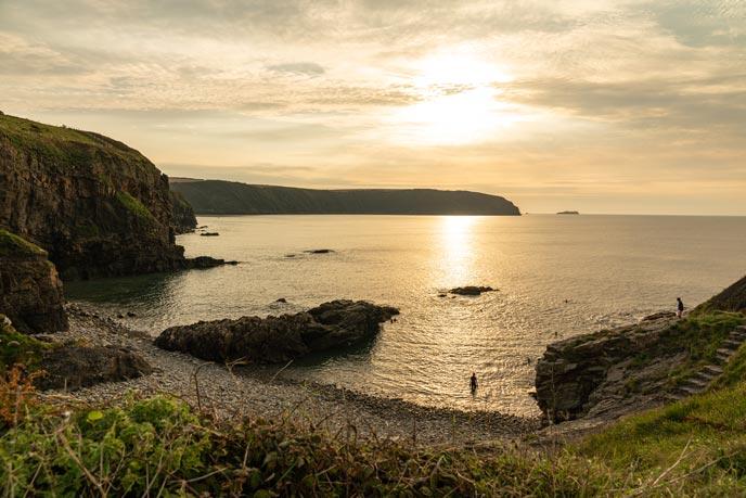 Little Haven, Pembrokeshire