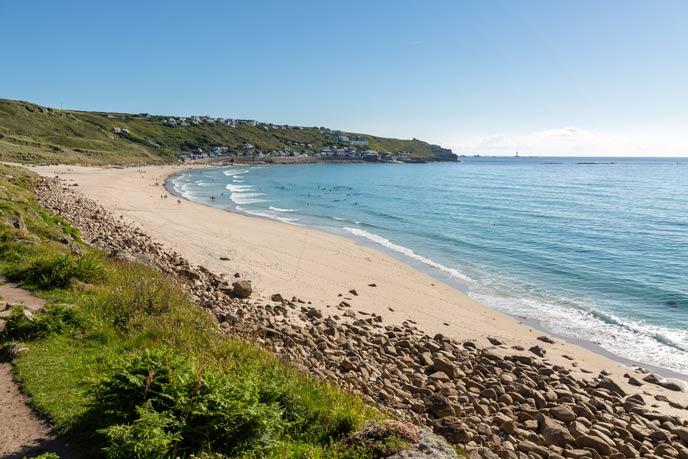Sennen Beach, Lands End, Cornwall