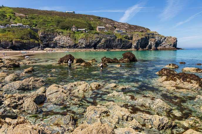 Trevaunance Cove, St Agnes, Cornwall