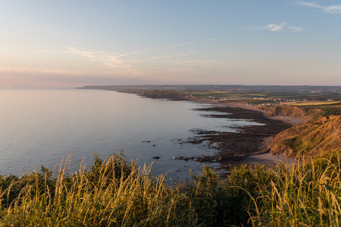 Widemouth Bay, Bude, Cornwall