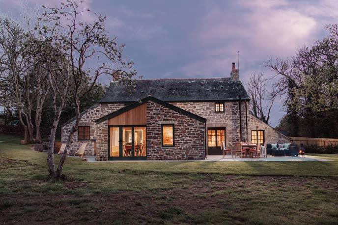 The Homestead, Newquay, Cornwall