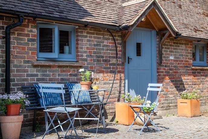 The Tea Hut, Crowborough, Sussex