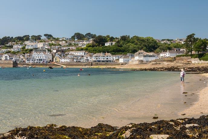 Cornish Riviera, south Cornwall