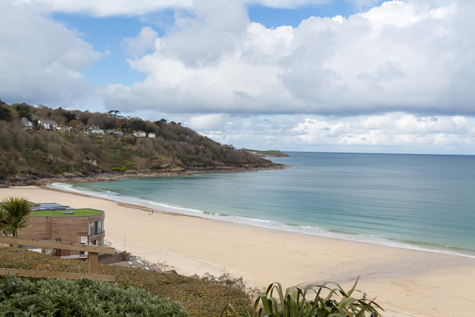 Carbis Bay, west Cornwall