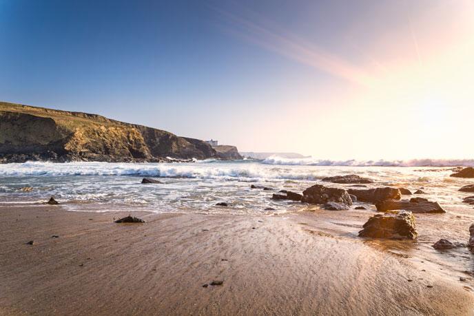 Poldhu, west Cornwall