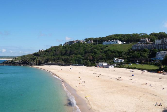 Porthminster, west Cornwall