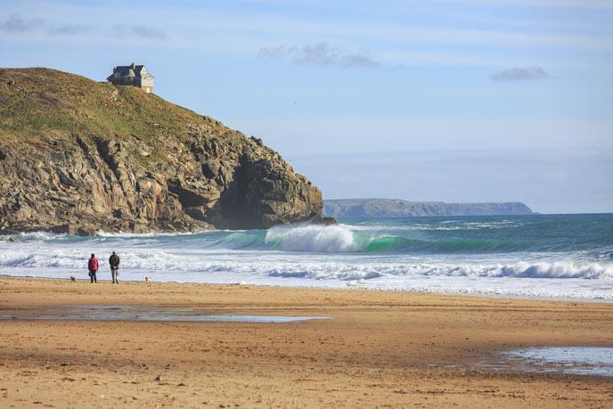 Praa Sands, west Cornwall