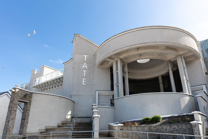 Tate St Ives, west Cornwall
