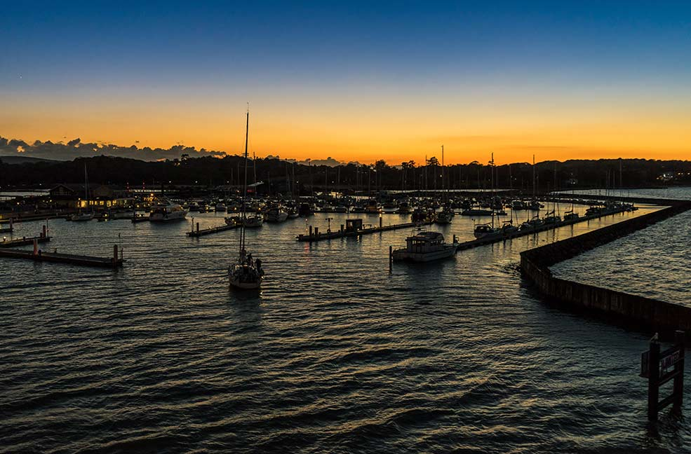 Top 6 spots for a sundowner on the Isle of Wight