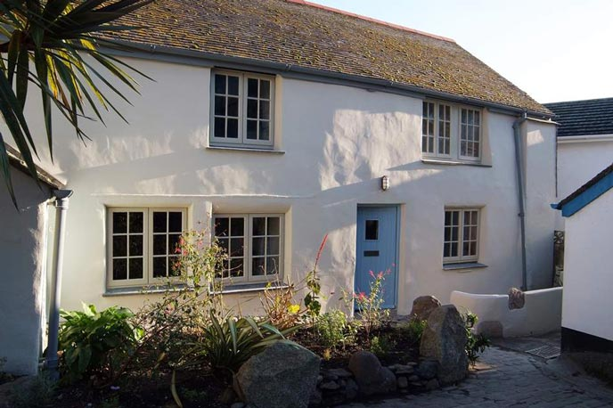 The Cottage, Marazion, Cornwall