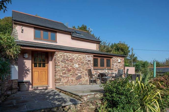 The Garden Cottage, Slapton, Devon