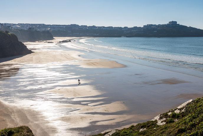 Great Western, Newquay, Cornwall