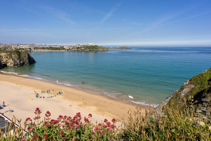 Tolcarne, Newquay, Cornwall