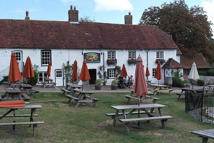 The Tiger Inn East Dean