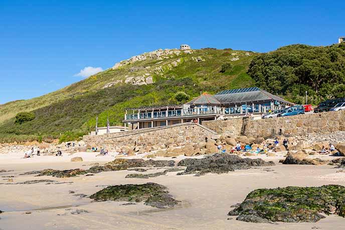 The Surf Beach Bar, Sennen
