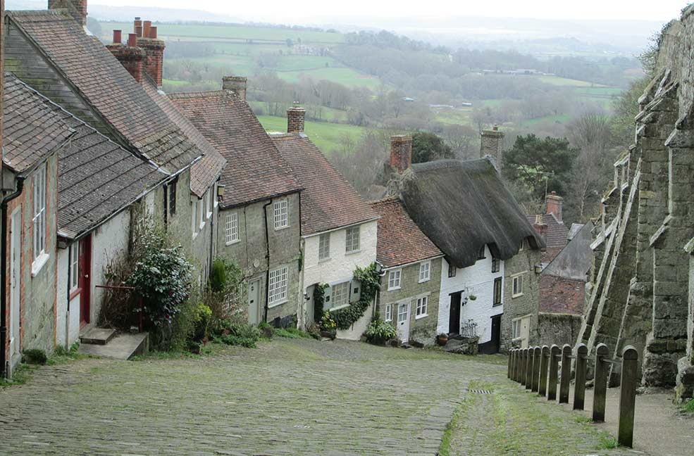 There's something about Shaftesbury