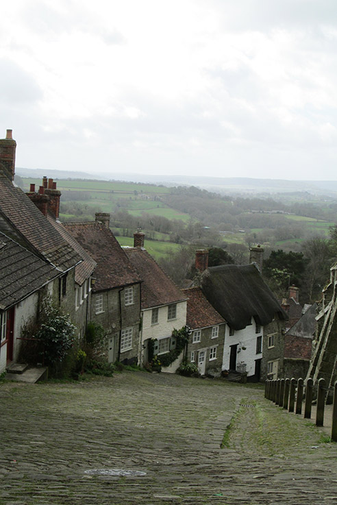 Gold Hill Shaftesbury