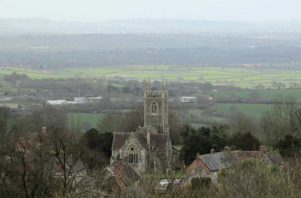 Shaftesbury view