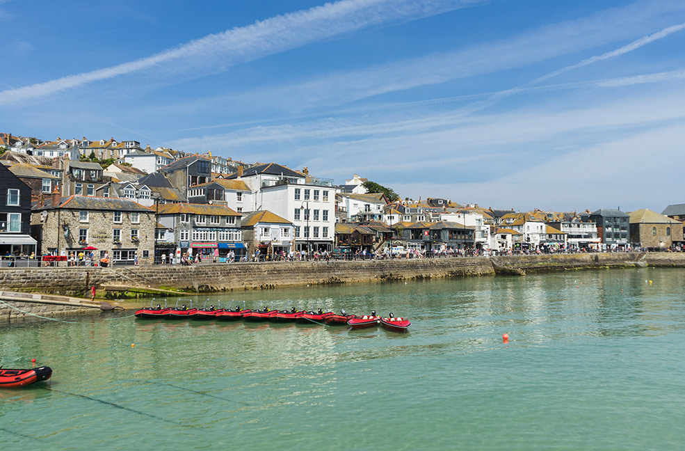 Places to eat in St Ives