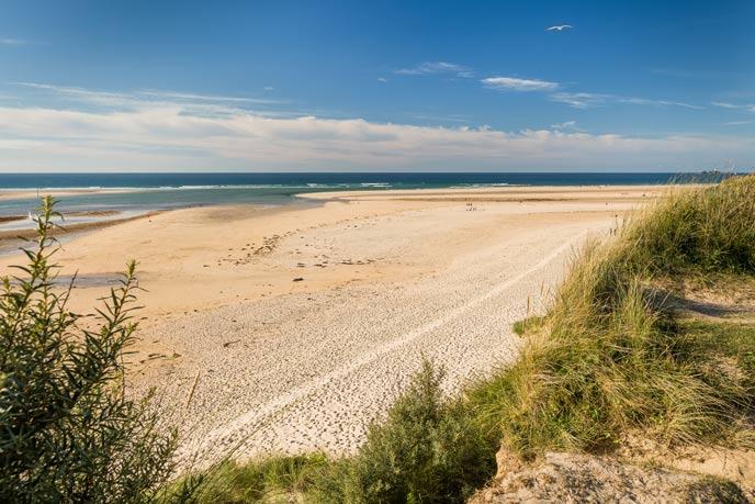 Godrevy Beach, Hayle, Cornwall