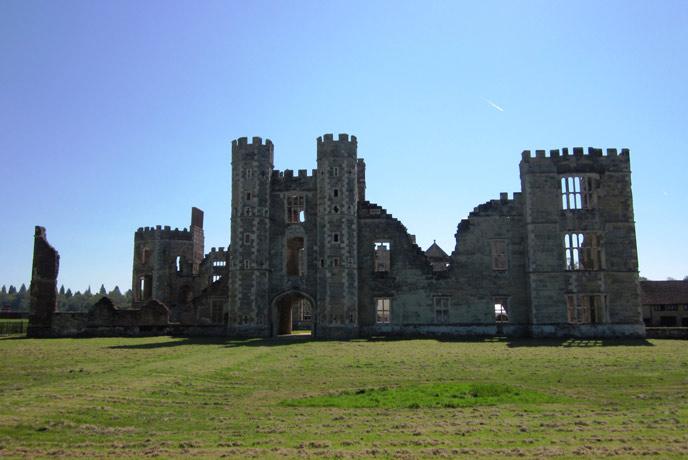Cowdray Castle, Sussex