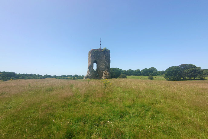 Knepp Castle, Sussex
