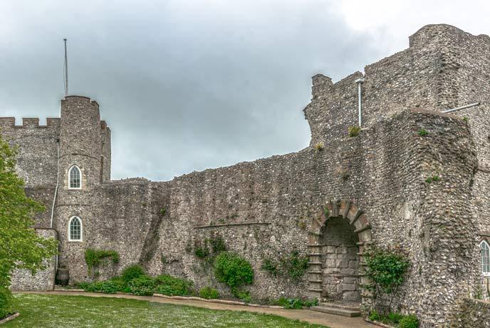 Lewes Castle, Sussex