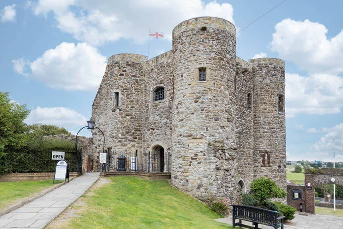 Rye Castle, Sussex