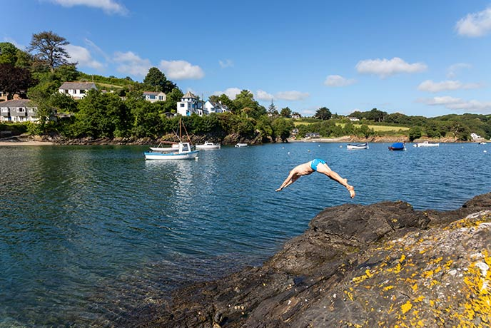 The best swimming beaches in Cornwall