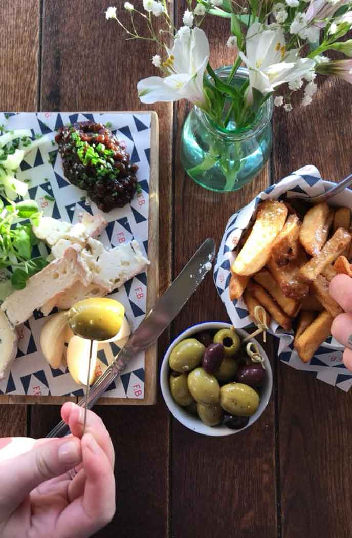 Amazing food right on the Helford, The Ferry Boat Inn is popular with locals and visitors alike.