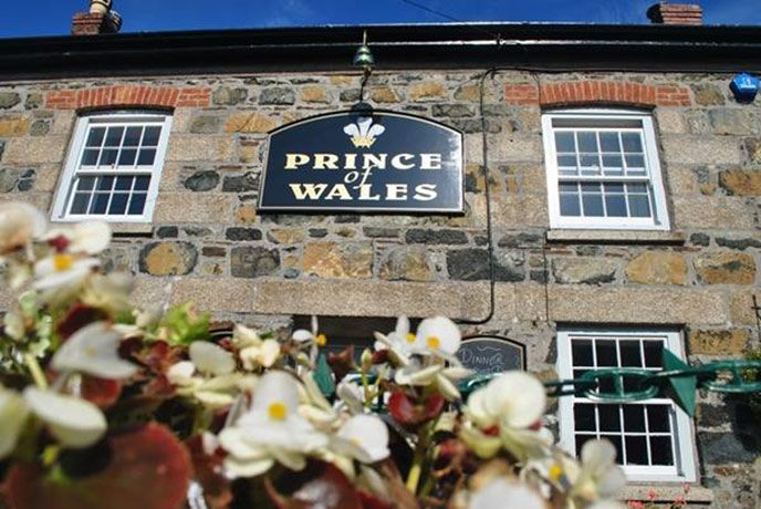Good Sunday roasts for the winter and a beer garden for the summer make the Prince of Wales the perfect all year round pub.