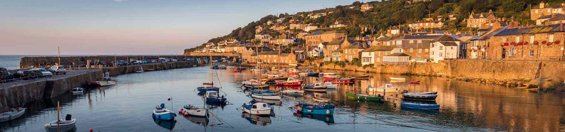 Mousehole Harbour, Cornwall