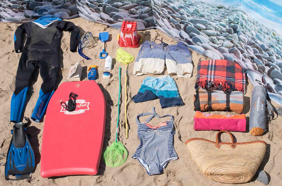 Don't forget to pack these essentials for your ultimate beach holiday.