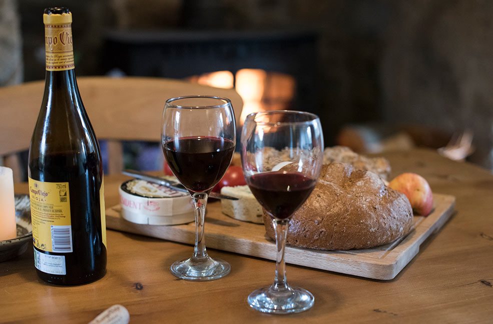 South and west vineyards to visit with your valentine