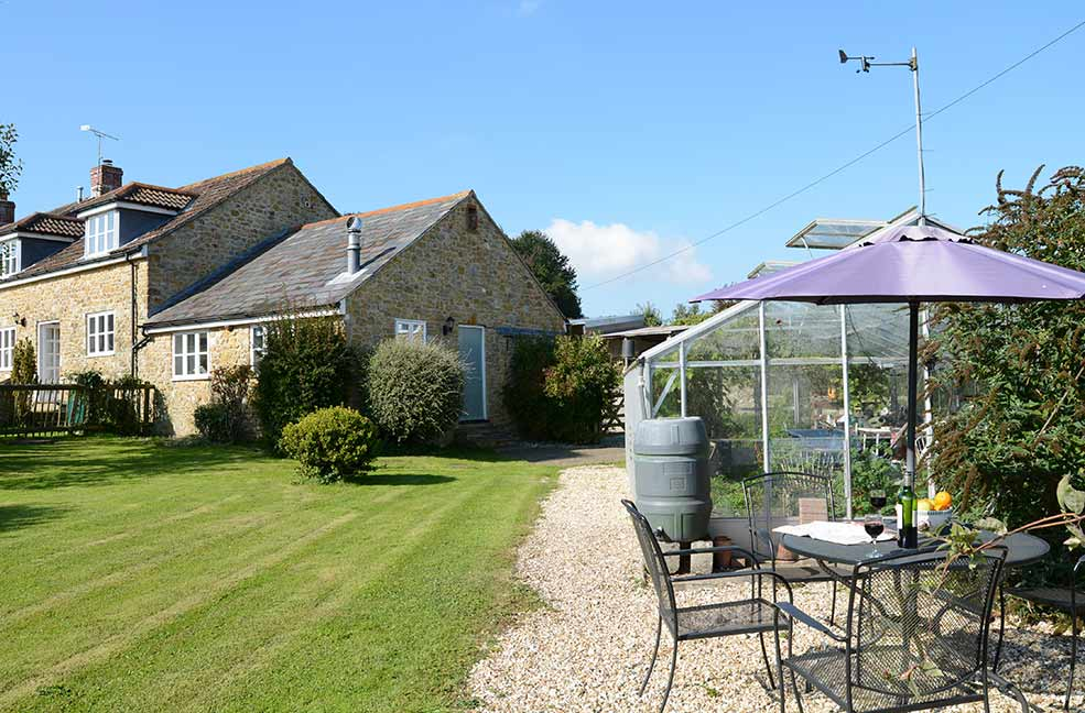 Badgers Cottage in Bridport is in the perfect location to explore West Bay and the rest of Dorset