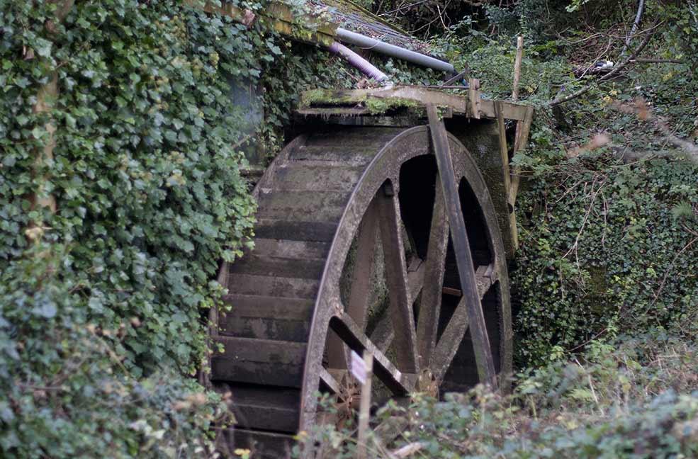 Melinsey Mill