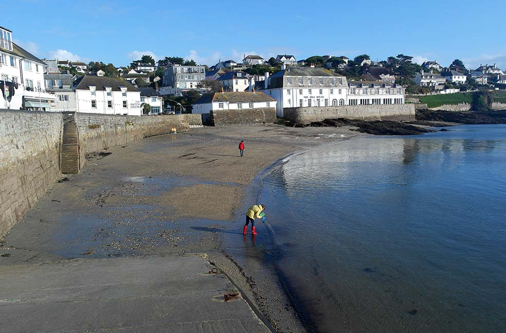 A trip to St Mawes