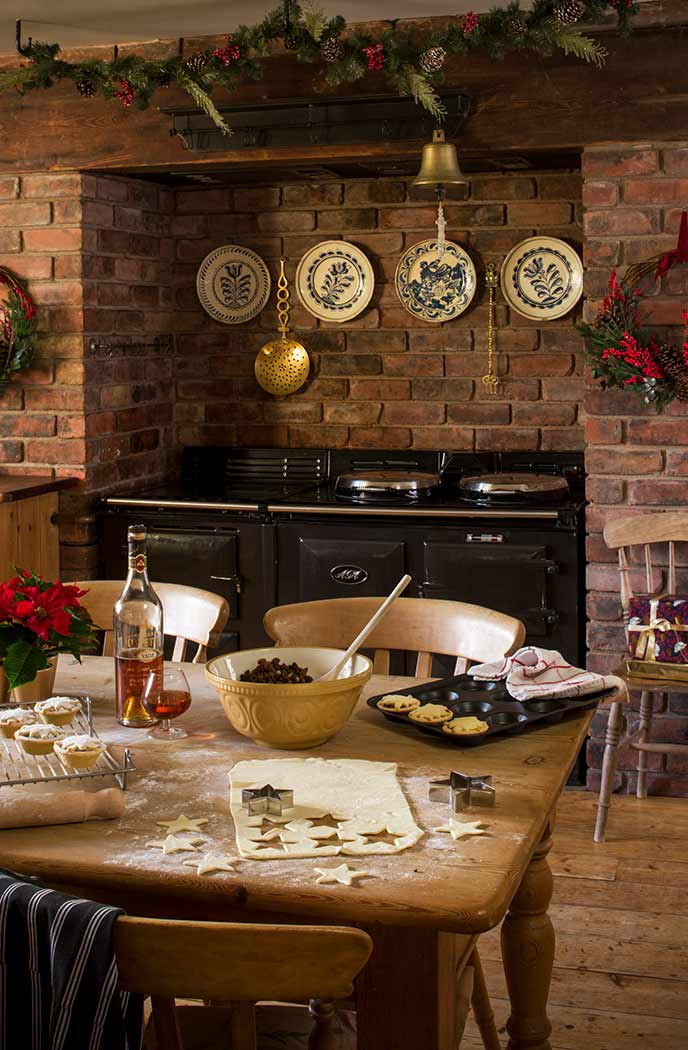 Hints and tips: Self catering Christmas holiday