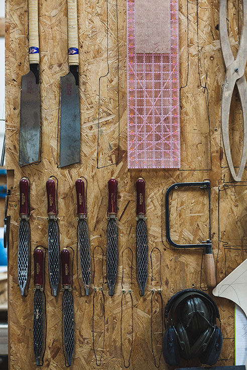 Surfboard tools
