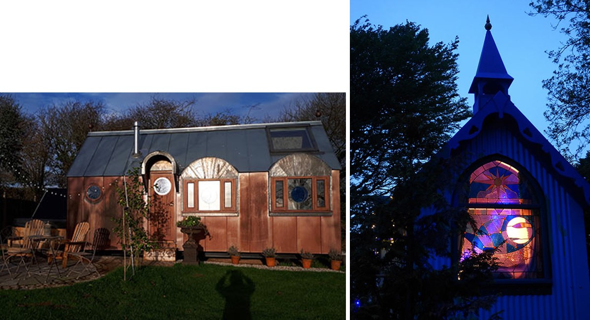 The Observatory and Tabernacle at Frieda And The Moon